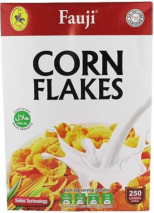 Fauji Corn Flakes 250 GM
