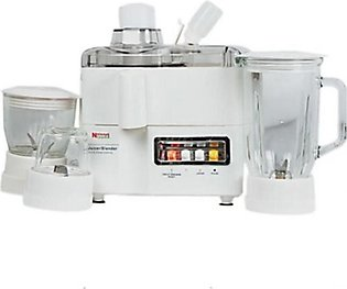 National Juicer, Blender, Grinder & Dry Mill (4 in 1)