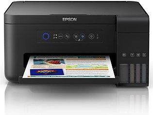 EPSON L6160 WI-FI DUPLEX ALL-IN ONE INK TANK PRINTER (4 COLOR, A4+ SIZE, PRINT,…