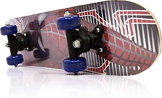 Spiderman Skateboard Deck Made of Chinese Maple, Bearings 608z, Wheels 50Mm, ...