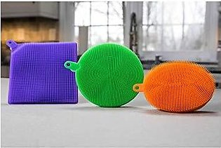 Better Sponge - no more coaxation - Pack Of 3 Anti-Bacterial Kitchen Cleaner Si…