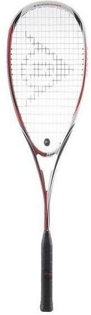 Squash Racket with Cover - Composite