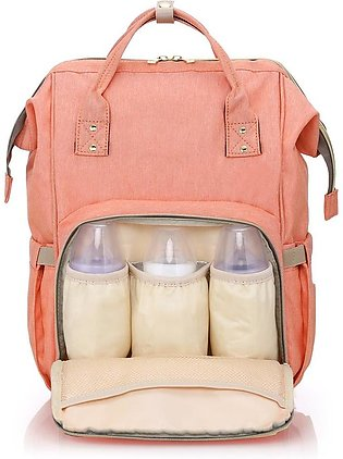 Multifunctional Diaper Bag And Backpack Bag For Mother And Baby Care
