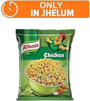 Knorr Noodles Chiken pack of 6 (One day delivery in Jhelum)