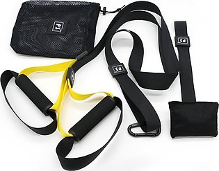 New Suspension Trainer Fitness Training Strength Training Hanging Strap Workout…