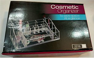 Makeup cosmetic organizer box