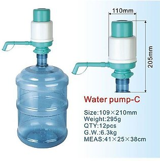 Easy.Buy Manual Water Pump For 19 Liter Cans Bottle Water Pump Dispenser
