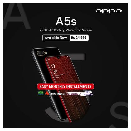 OPPO A5S Mobile Phone 3GB RAM & 32GB ROM