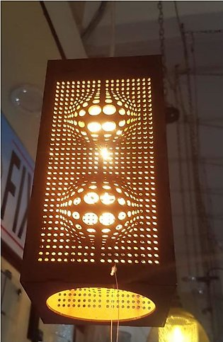 Roof Hanging Lamp - Roof Wooden Light (A-02)
