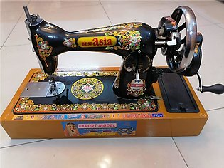 BEST ASIA SEWING MACHINE IN BLACK COLOUR
