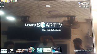Full android 55 inch smart led TV made in Malaysia