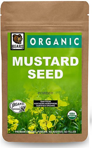 Mustard Seed Extract  227Gm