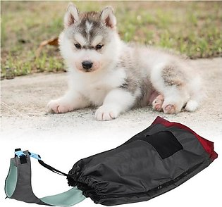 Disabled Paralyzed Pet Dog Protect Bag Anti-scratch Wheelchair Auxiliary Project