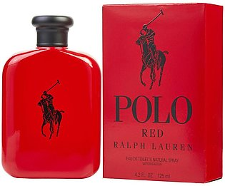 Polo Red Intense by Ralph 125ml EDP for Men