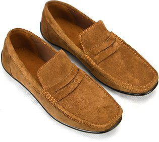Genuine Cow leather Suede Moccasins Casuals Loafer Slip Ons Mens Shoes