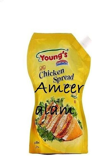 Young's Chicken Spread