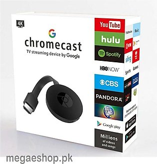 chormecast for wireless display HDMI dongle