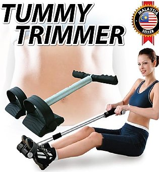 HIGH QUALITY Single Spring Tummy Trimmer Pull Up Exerciser Belly Slimming Rowin…
