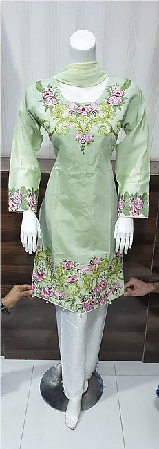Imported Ms Dress Pista Color