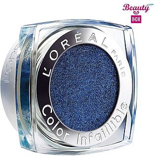 Loreal Infaillible Eyeshadow- 006 All Night Blue