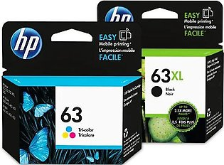 for HP 63 Ink Cartridge for hp 63 xl for HP Deskjet 2130 1112 2132 3630 3632 ...