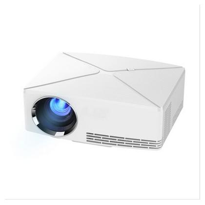 VIVIBRIGHT HD MINI Projector C80. 1280x720 Video Proyector, Support 1080P-White