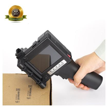 Digital Expiry and Price Printer handy label barcode sales price printer