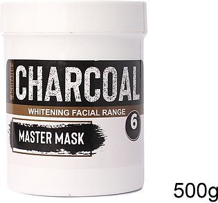 Charcoal Mask 500g Facial Range by Moon Touch
