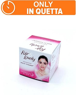 Fair & Lovely 70gm Jar (One day delivery in Quetta)