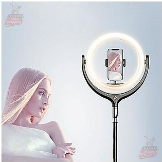 REMAX 26CM WITH STAND LIFE DESKTOP SELFI SPOT LIGHT RL-LT13 - 26cm STUDIO CAMER…