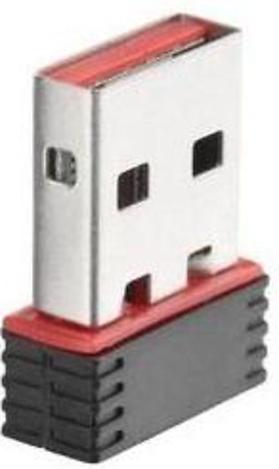 Mini Wifi Usb Adapter (150Mbps-Supported)