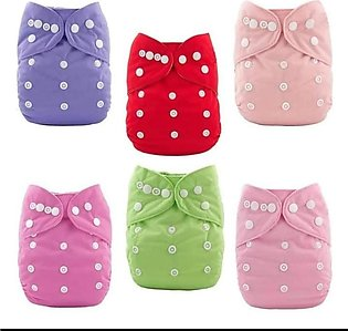 Baby Reusable Adjustable Washable Diapers 0-3 year