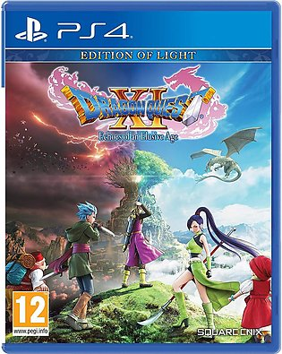 PS4 Dragon Quest XI Echoes Of An Elusive Age