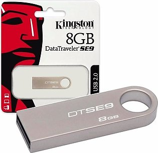 8gb metal usb - Silver