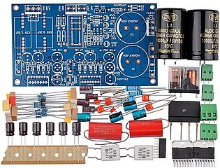 TDA7294 Audio Amplifier Board 70Wx2 Two Channel Speaker Protection Power Amplif…