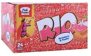 Rio Biscuit Ticky Pack 24Pcs Box