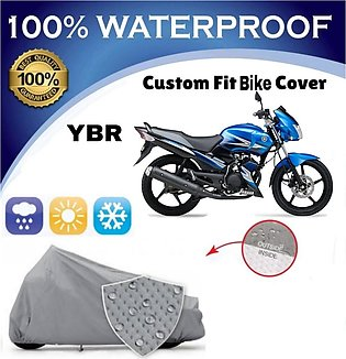Yamaha Ybr 125  YbrG Top cover Tyre To Tyre With mirror Full Cover parking Cove…