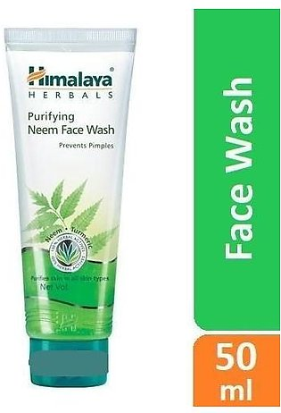 (Pack Of 12 )Neem Face Wash (India) - 50 ml -  WHOLESALE PRICE