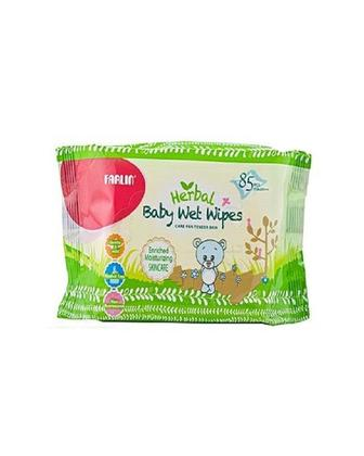 Farlin Moisture Baby Wipes 85 Pieces Skin Care (DT-006D-1)