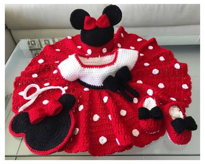 Cute Baby Crochet frocks(You can also order diffrent colours and size)