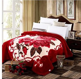 Double Bed & Double Ply Blanket
