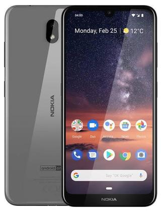 Nokia 3.2 mobile phone Steel 2GB 16GB