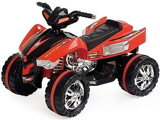Electric Rechargeable Off Road ATV for Kids with 2 Batteries