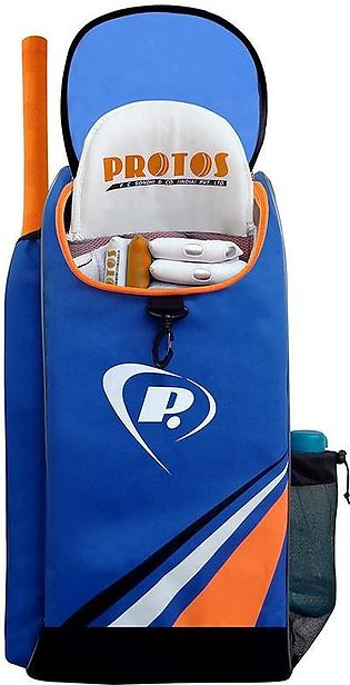Duffel Cricket Kit Bag Full Size with Shoulder Straps and Handle