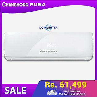 Changhong Ruba SDC-12CW - 1 Ton  DC Inverter Cool Only Air Conditioner