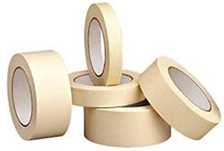 Paper Tape / Imported tape / Masking Tape 1 Inch x 15 Yard / Tape  /Masking T...