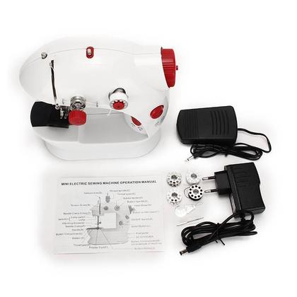 Auto Winding Electric Sewing Machine Double Stitch Sewing Too