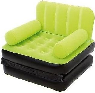 Inflatable Sofa Bed - Green