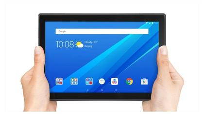 Lenovo Tab 10 - 10.1 HD Display - 2GB RAM - 16GB ROM - Dual Speakers & Dolby ATOMS - 5/2 MP Camera - Qualcomm Snapdragon / Android / Tablet / Mobilephone / Smartphone