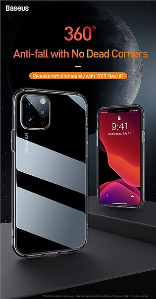 Baseus Transparent Soft Silicone Case For Iphone 11 Pro Case Cover On Iphone 11…